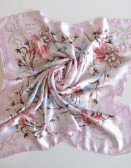 Stop It, I'm Blushing Silk Scarf for Sale